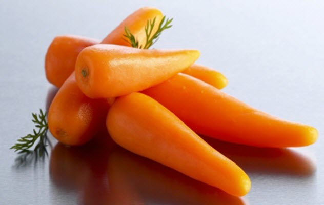 Canned Vegetables Baby Finger Food