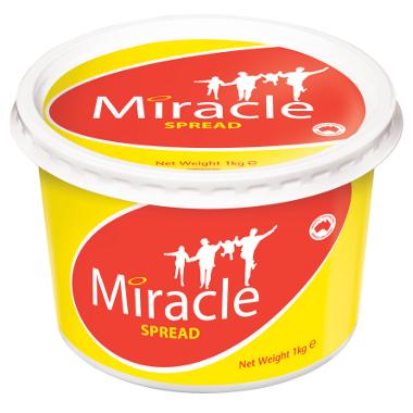 MIRACLE MARGARINE