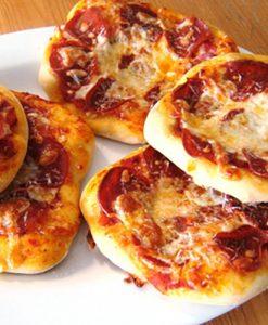 mini pizzas mix