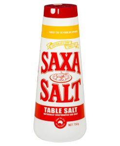 saxa table salt