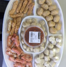 OVEN READY PLATTERS & PARTY PACKS