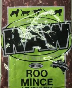 RAW ROO MINCE - Online Wholesale Party Food Suppliers